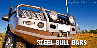 Page Bull Bars Steel