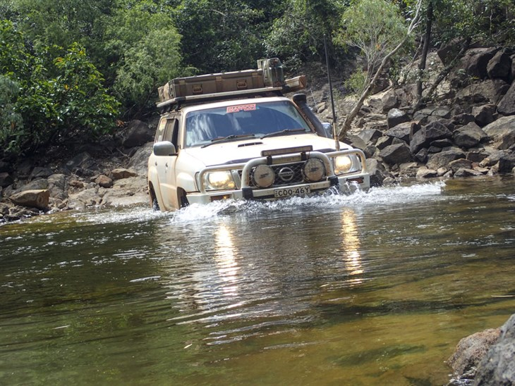 Pascoe River Crossing