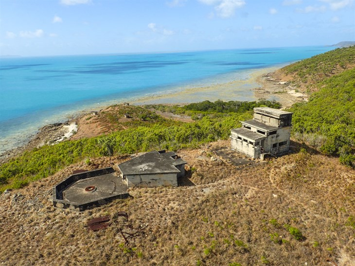 Ww2 Gun Emplacements