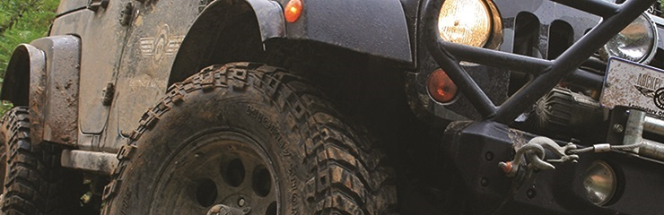 How to choose your next set of 4WD tyres