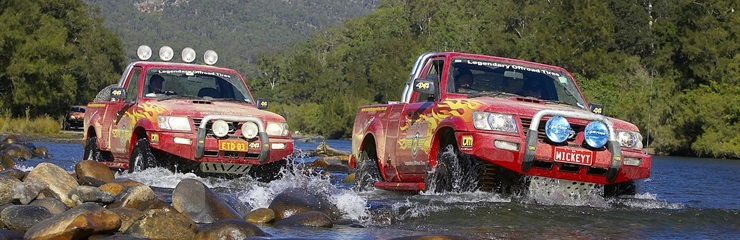 Driving Tips for River Crossings