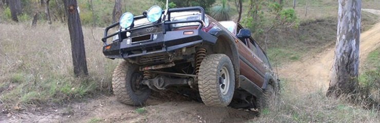 Mickey Thompson Tires' How-To Guide for Off-Road Driving