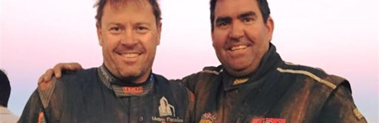 Chris Western takes on the 2015 Baja 1000 Desert Race
