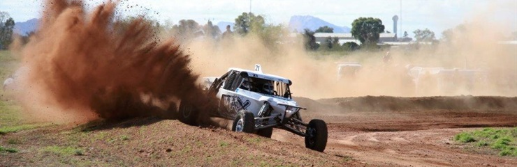 Off-Road Racing: Team Mickey Thompson