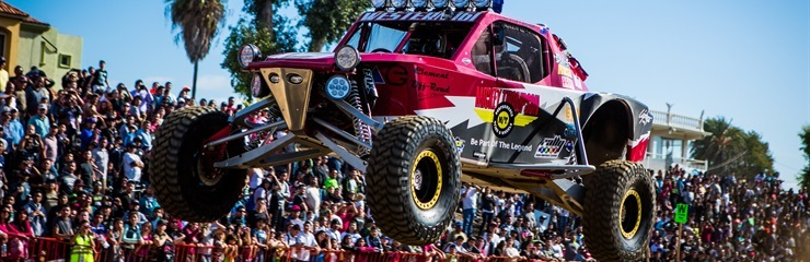 Top Off-Road Races Around the World