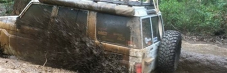 Muck Around With Mud! 4WD Mud Driving Tips