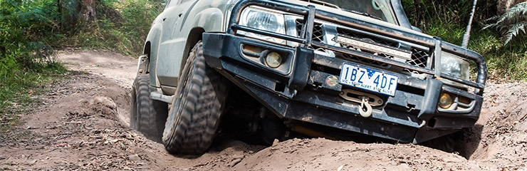 Conquer The Track! 4WD Track Blazing Tips