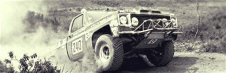 Watch Mickey Thompson Crush the Baja 1000 in 1982