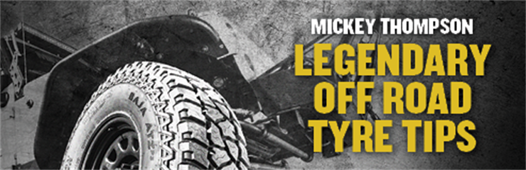 Legendary Off-Road Tyre Tips for Top Performance