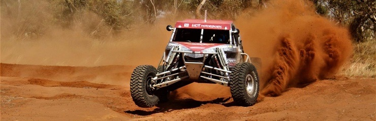 The Australian Off-Road Racing Championship is back this year, kicking off this weekend at Griffith