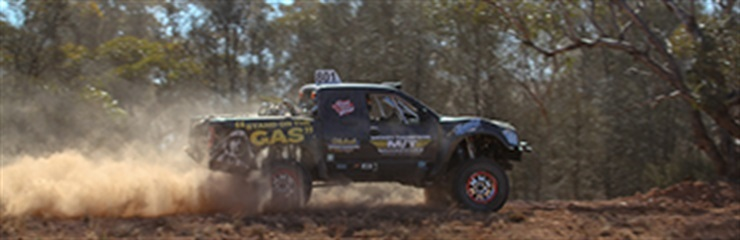 ARB AORRC - Waikerie Wrap up by Rough Rider
